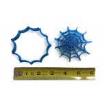 3D Printed Spiderweb Cookie Cutter