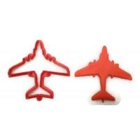 A6 Intruder airplane cookie cutter fondant cutter