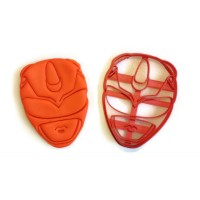 Power Rangers Blue Power Ranger cookie cutter
