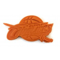 Cleveland Cavaliers NBA Custom Cookie Cutter