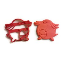 Pokemon Chansey Cookie cutter