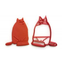 Secret Life of Pets Chloe Cookie Cutter