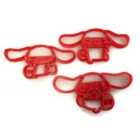 Cinnamoroll Cookie Cutter Set