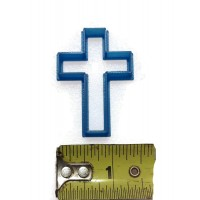 Cross Fondant Cutter