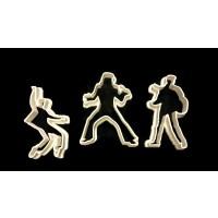 Elvis Presley Fondant Cutter set