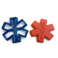 EMT medical cookie cutter