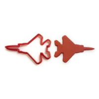 F 15 Strike Eagle US Fighter Jet Cookie Cutter