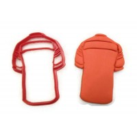 Football Jersey cookie cutter fondant cutter
