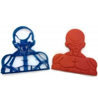 Dragonball Z Freeza Frieza cookie cutter