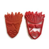 Aqua Teen Hunger Force Frylock Cookie Cutter