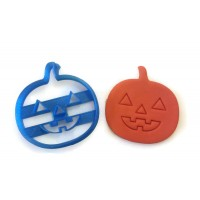 Halloween Jack O' Lantern Cookie Cutter