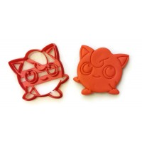 Pokemon Jigglypuff cookie cutter