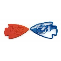 Kansas City Chiefs NFL Cookie Cutter