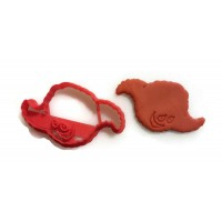 Aqua Teen Hunger Force Meatwad Cookie Cutter