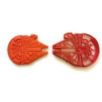 Star Wars Millennium Falcon Cookie Cutter