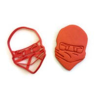 Lego Ninjago Kai Cookie Cutter