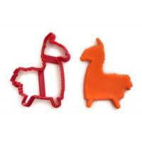 Fortnite Loot Llama cookie cutter fondant cutter