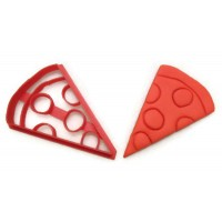 Pizza Slice TMNT Cookie cutter fondant cutter