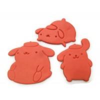 Pompompurin cookie cutter fondant cutter set