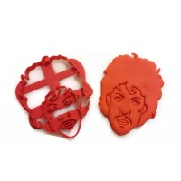 Prince Face Cookie Cutter