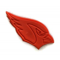 Arizona Cardinals Cookie cutter fondant cutter