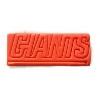 New York Giants Cookie cutter fondant cutter