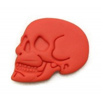 Human Skull Cookie Cutter