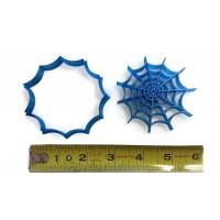 3D Printed Spiderweb Cookie Cutter