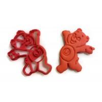Care Bears Sunshine Bear cookie cutter