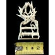 Dragon Ball Z Vegeta cookie cutter