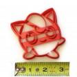 Pokemon Jigglypuff cookie cutter