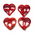 Chain of Survival Medical cookie cutter fondant cutter set