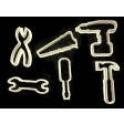 Tool set Fondant Cutters
